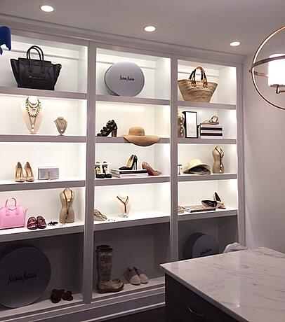 Make her closet a showplace she will love.