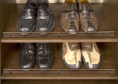 Galley Rails for Shoes