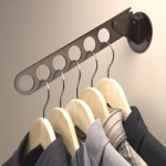 laundry valet rack