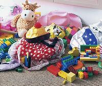 messy toys, keep or toss