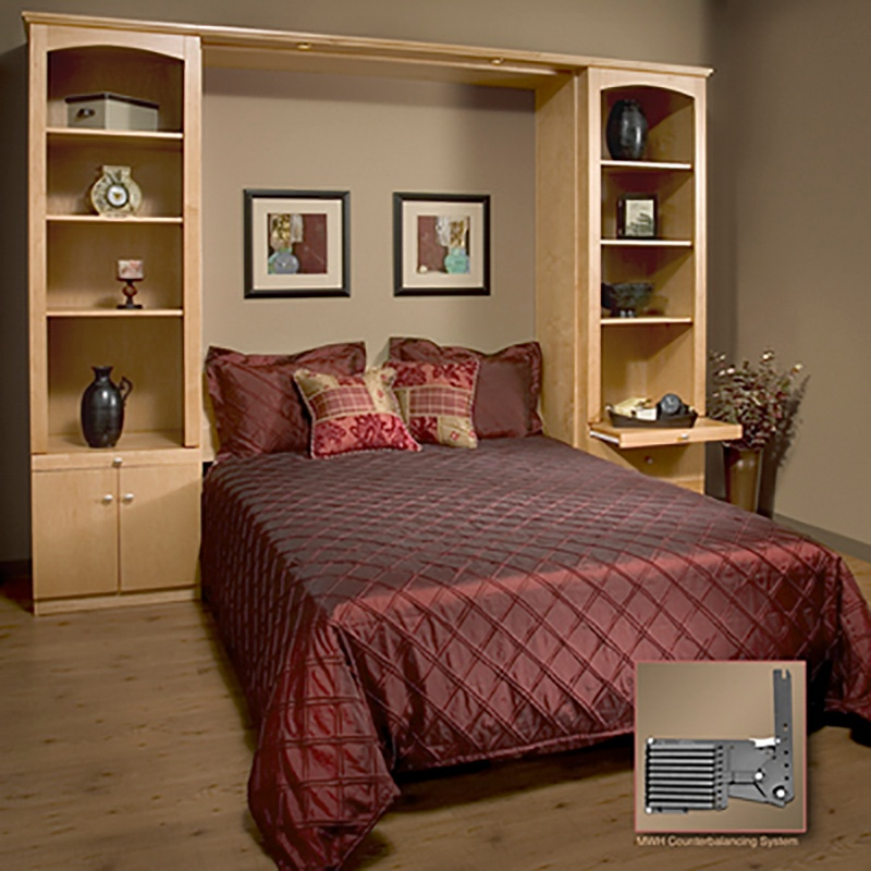 Maple 400 Murphy Bed