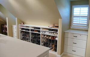 dormer window drawer units