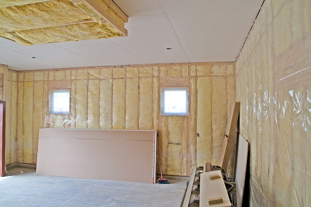 Garage insulation. Insulating your garage is a great way to winterize it.
