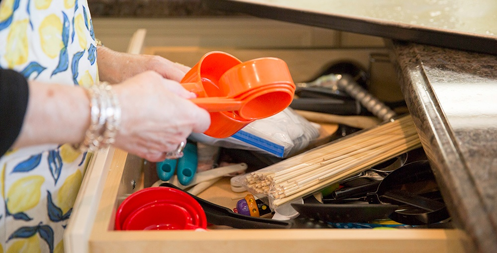 Everyone has a junk drawer filled with random yet still useful items.