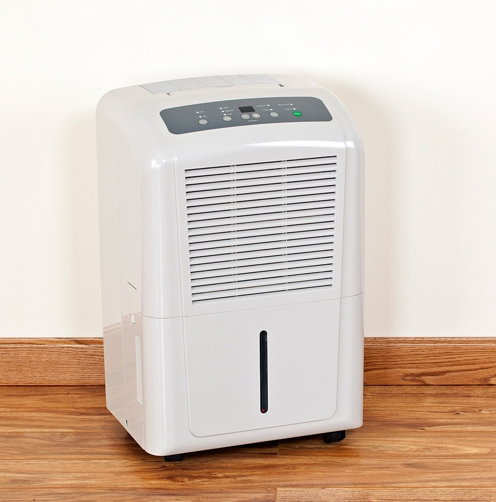 Keep closets and bathrooms safe by using a humidifier.