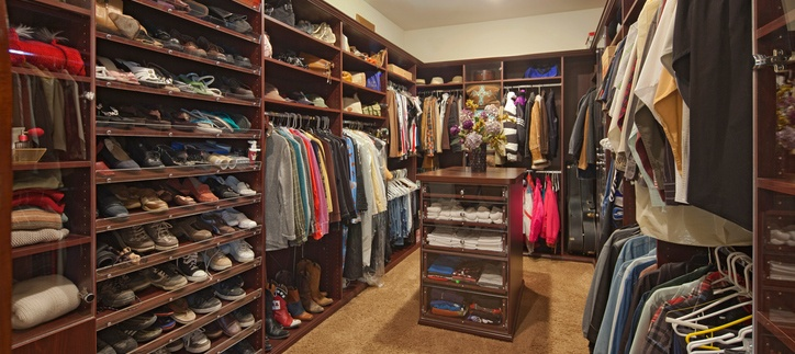 Maximizing Your Walk-in Closet Storage