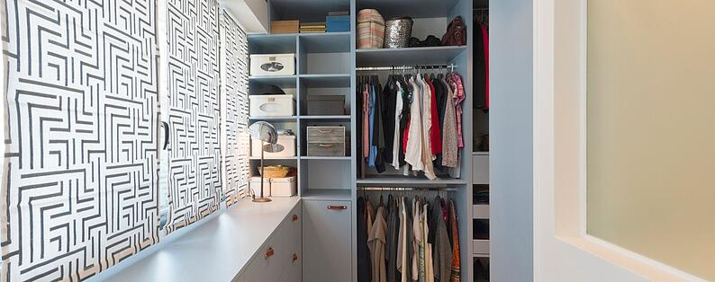 Clever Closet Storage Solutions