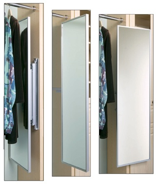 The Invention Of The Pull Out Mirror For Closets Is One Of The Best Kept  Secrets In The Closet Industry. Lots Of People Have Full Length Mirrors, ...
